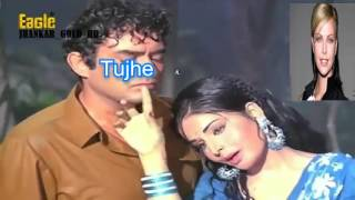 Karaoke tere hoton ke do phool pyare pyare only for male singer