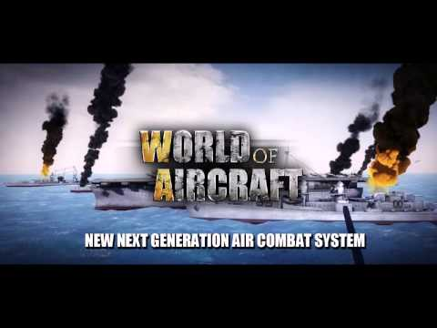 World Of Aircraft ( BY COME2YOU ) iOS game trailer