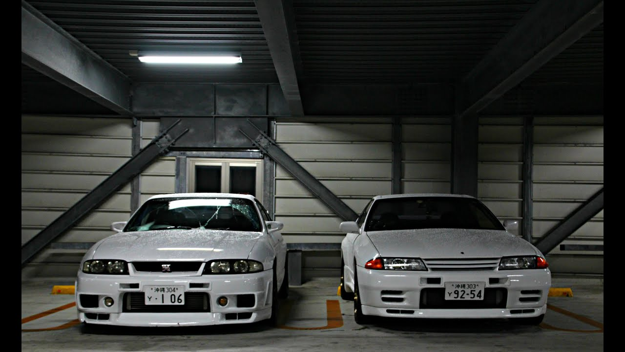 Parking Garage Car Meet Okinawa, Japan - YouTube