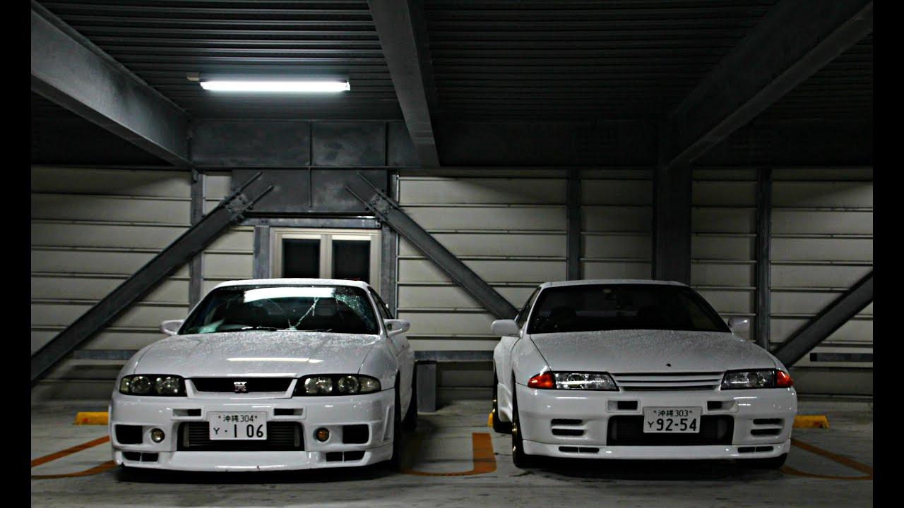 Parking Garage Car Meet Okinawa Japan Youtube