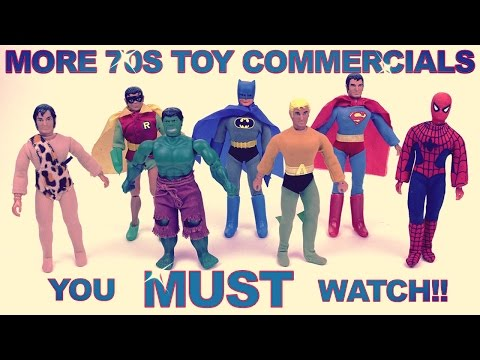 More 70s Kid Commercials Ads You Must Watch! Popular Toys 60s 70s Nostalgia Retro