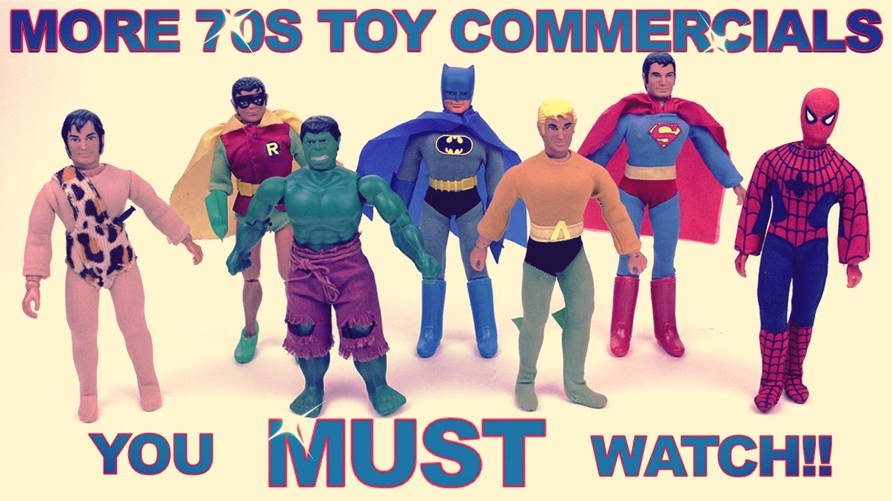 More 70s Kid Commercials Ads You Must Watch! Popular Toys 60s 70s Nostalgia  Retro - YouTube