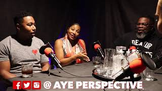 Giving Your Partner a Hall Pass | AYE Perspective w/ Iva Williams EP 4