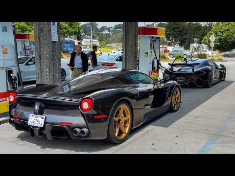 Owning a Mclaren P1 Will Get You In Anywhere | Car Week Vlog 7