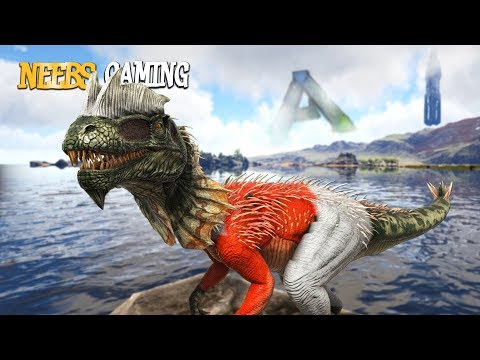 ARK Survival Evolved - Lost At Sea!!!