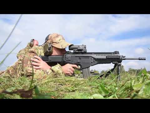 2017 European Best Sniper Squad Competition • Extended - Military News
