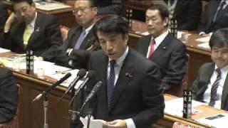 H24.02.01 衆議院 予算委員会 齋藤健:あれは何だったんでしょうか
