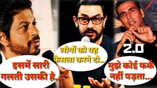 Robot 2.0 vs Zero vs Thugs of Hindostan 3 clashes between 20 days gap,akshay vs aamir vs Shahrukh