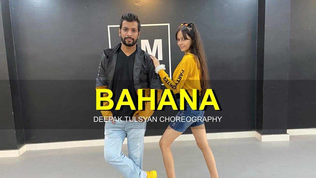 Bahana - Dance Cover   Akull   Deepak Tulsyan Choreography   Akshita Goel   G M DANCE