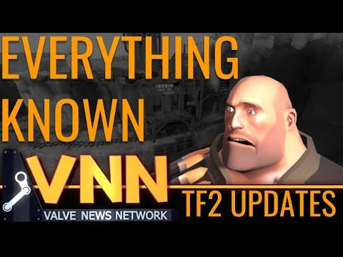 The Heavy TF2 Update - Everything Known