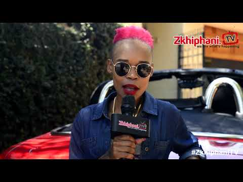 WATCH Fifi buys herself a Mini Cooper