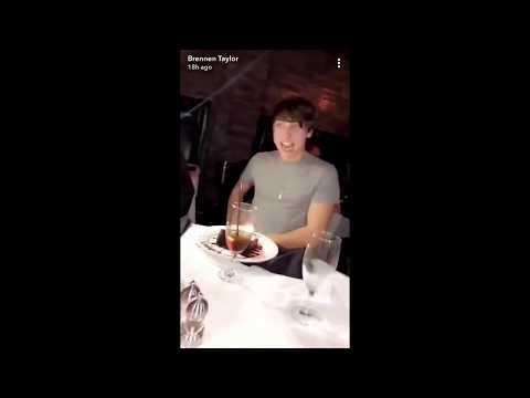 Colby Brock's Birthday | Snapchat