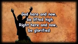 Here I Bow - Brian and Jenn Johnson - Worship Video with lyrics