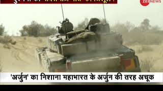 Zee News Exclusive: Everything you should know about Indian Army's Arjun battle tanks