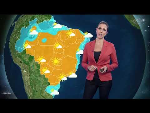 Previsão Do Tempo: Litoral Do Nordeste Tem Tempo Instável