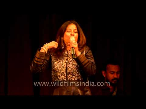 Rekha Bhardwaj sings 'Sasural Genda Phool' at Mussoorie Writers' Festival Mp3
