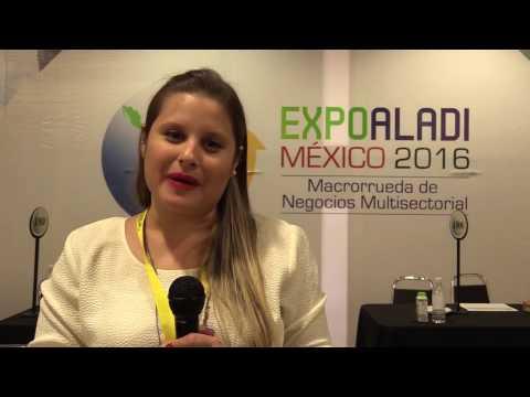 EXPO ALADI- México 2016. Entrevistas a empresarios (c).