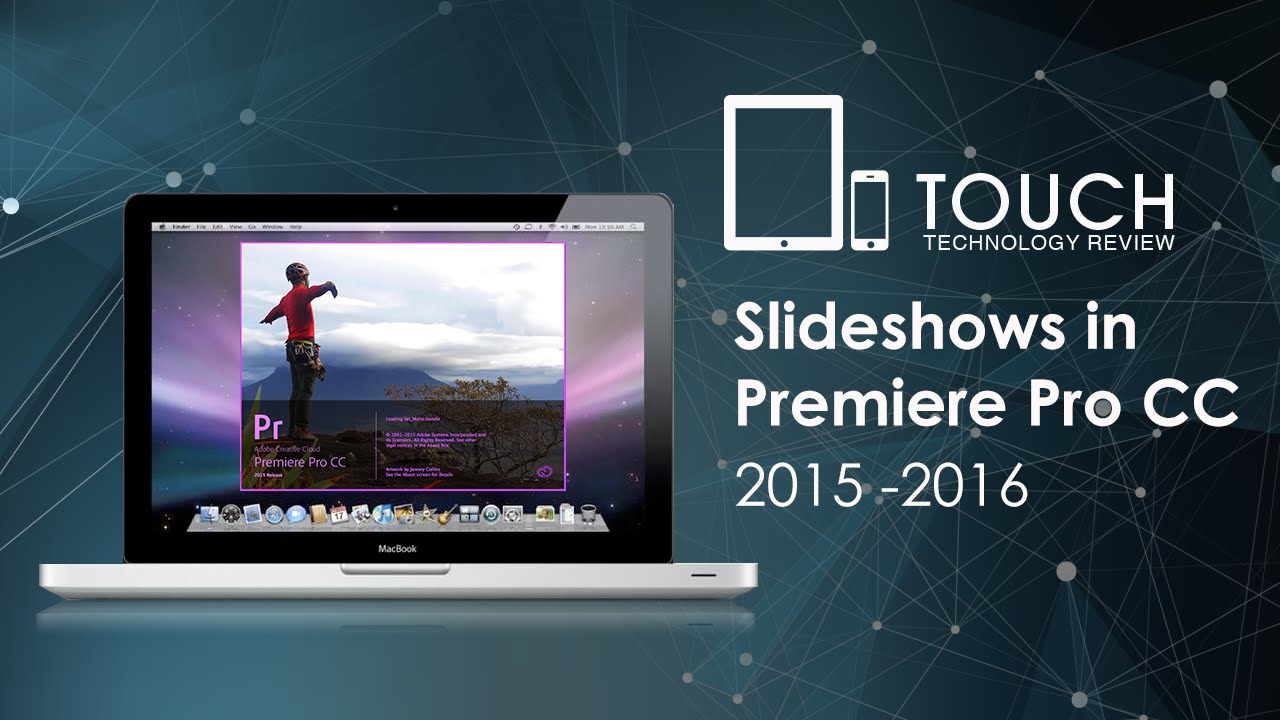 Creating Slideshows with Adobe Premiere Pro