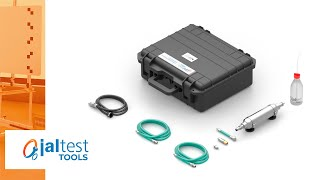JALTEST TOOLS | (EN) Unboxing and assembly of the AdBlue/DEF module cleaning kit (50105118)