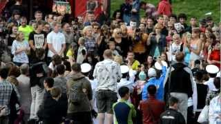 Flashmob Gangnam Style & K-POP in Vladivostok