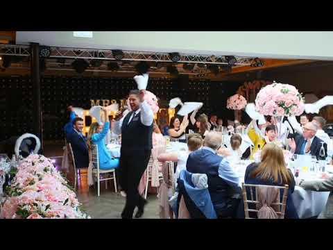 Surprise Singing Waiters - Elite Singing Waiters