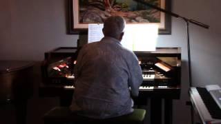 Baldwin PR200 Organ Bob Jennings plays Tea for Two