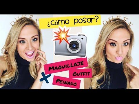 LUCETE! Sabiendo como posar en fotos + maquillaje - #mafconsejos -
