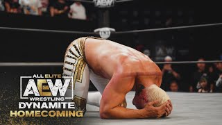 Is the End Near for Cody Rhodes? Watch the Shocking Ending | AEW Dynamite: Homecoming, 8/4/21