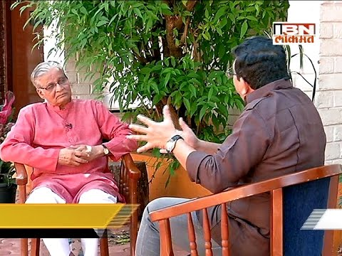 Uncut Interview of Prominent Marathi Author A.H. SALUNKE in DESHYATRA By Mahesh Mhatre