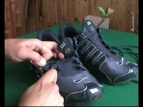 1eab869a3f57 Nike Shox NZ sandals - YouTube