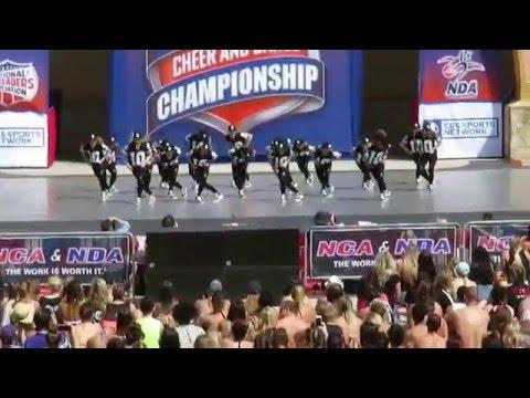 BYU Cougarettes 2016 Hip Hop Finals