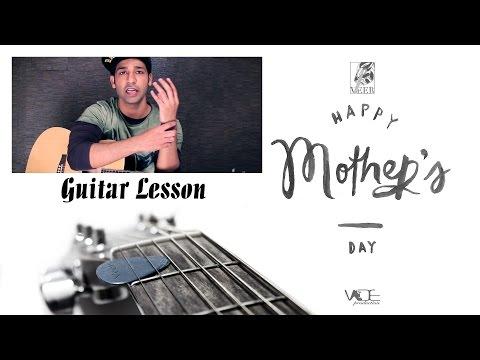 MUMMA -DASVIDANIYA - Guitar Lesson By VEER KUMAR