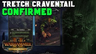 Tretch Craventail Confirmed!! Skaven Faction Effects   Total War: Warhammer 2 Rise of the Tomb Kings