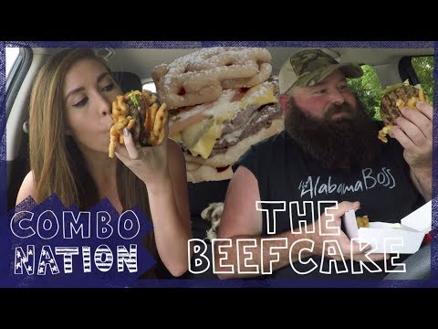 COMBOnation: We Try Dairy Queen's Beefcake