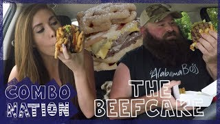 We Try Dairy Queen's Beefcake | COMBOnation