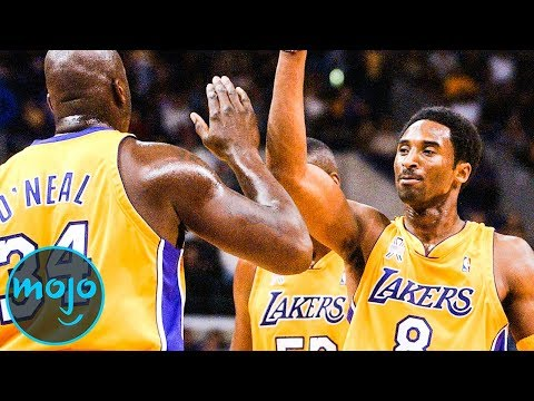 Top 10 Best NBA Super Teams of All Time