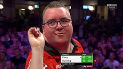 DRAMA! Price and Bunting put on a Winter Gardens classic at the 2019 Betfred World Matchplay
