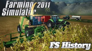 FS History - Farming Simulator 2011