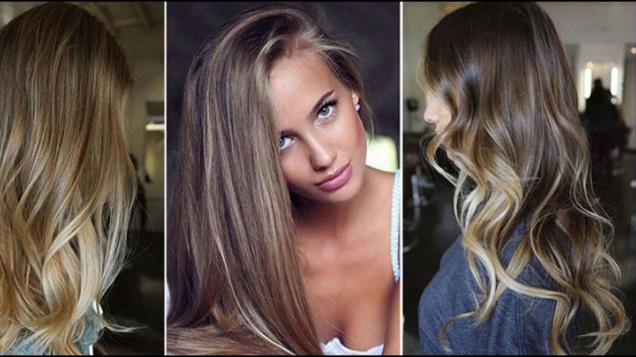 Необычно и просто: мелирование волос в домашних 97