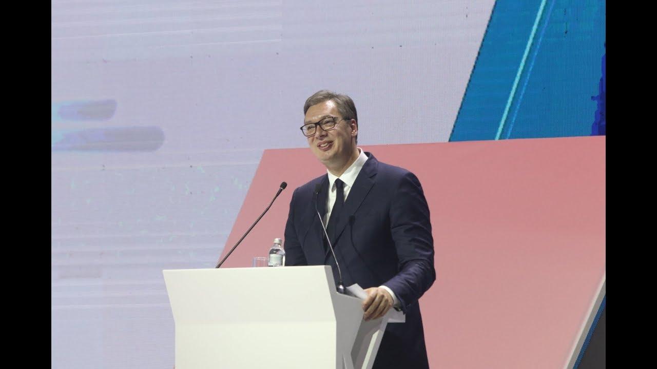 Vučić: Pred nama važne godine