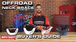 Best Motocross Neck Braces | 2016