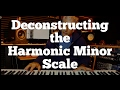 Deconstructing The Harmonic Minor Scale mp3