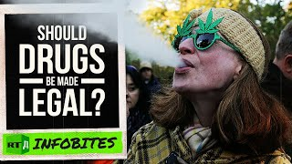 Should drugs be legalised? The reality of relaxed drug laws | InfoBites