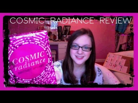 MinnieMollyReviews♡  Cosmic Radiance by Britney Spears♡
