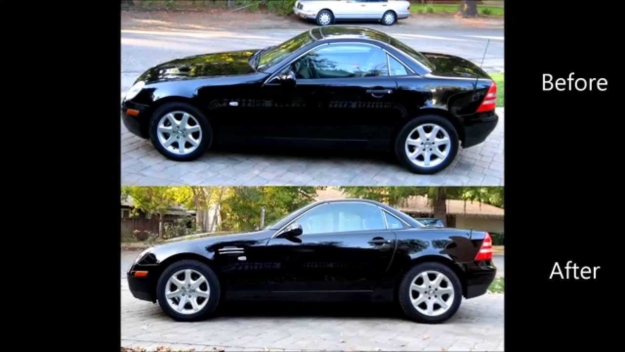 Custom Modified Mercedes Slk230 R170 1999 Youtube