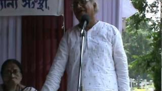 Prof. Ramaprasad De on Medgnadbad Kavya by Michael Madhusudan Dutta-Clip3