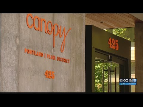 New Canopy by Hilton hotel opens in Portland