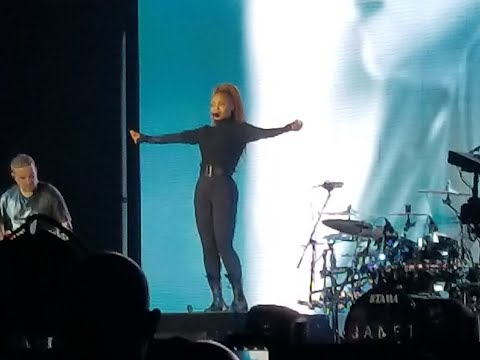 What A Show I'm Exhausted!: Janet Jackson's