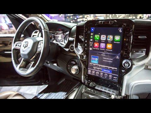 Best car Infotainment systems | 2018 Detroit Auto Show