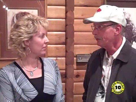 2 Minute VideoNews - White Buffalo Named